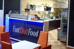 Fast Diet Food