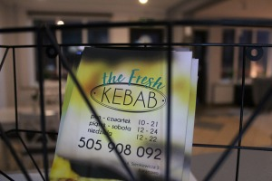 The Fresh Kebab